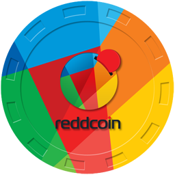 Reddcoin Poker Chip