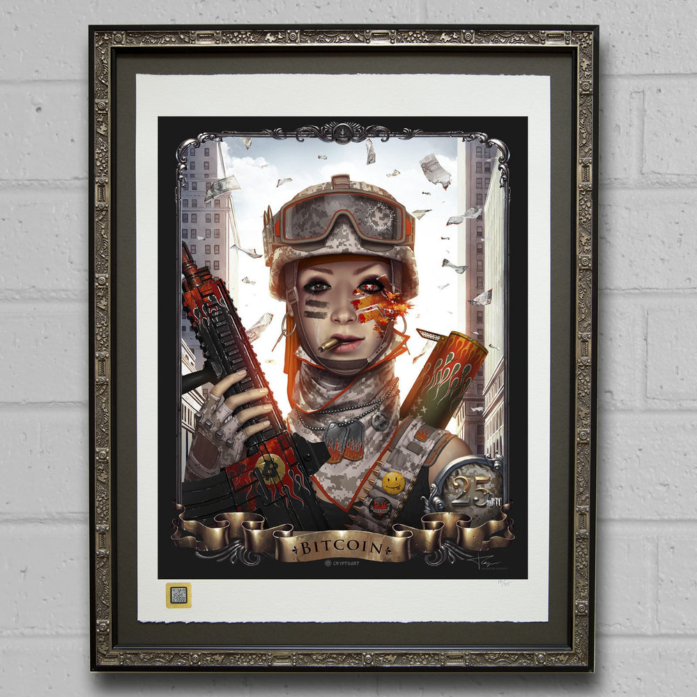 Solider -   Bitcoin Store - 3