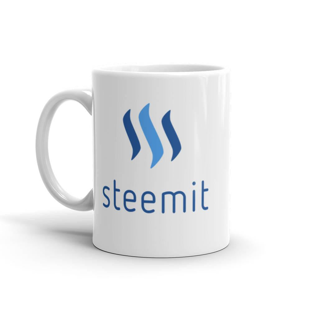 Hot Cup of Steem - Mug  Bitcoin Store