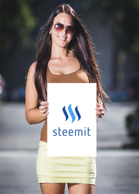 Steem Poster - Poster  Bitcoin Store - 2