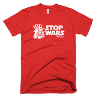 Stop Wars - T-Shirts X-Small Bitcoin Store