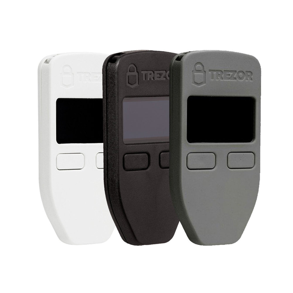 Cheap Trezor Hardware Wallet All Things Decentral