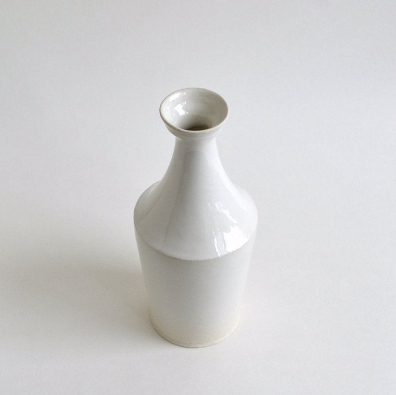 Takashi Ceramic Vase, Smooth