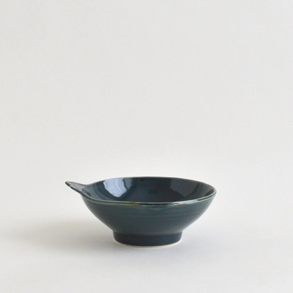 Abe Bowl, Dark Blue
