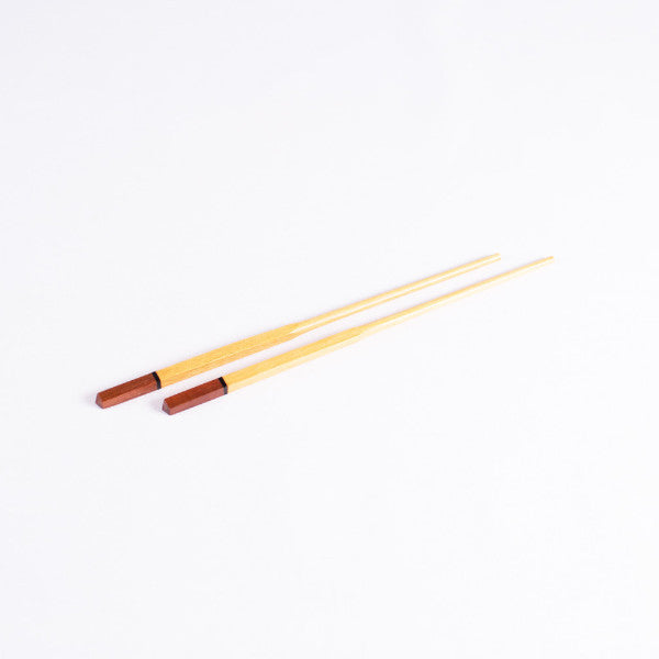Classic Chinese Chopsticks, Erima Wood, Set of 5 Pairs