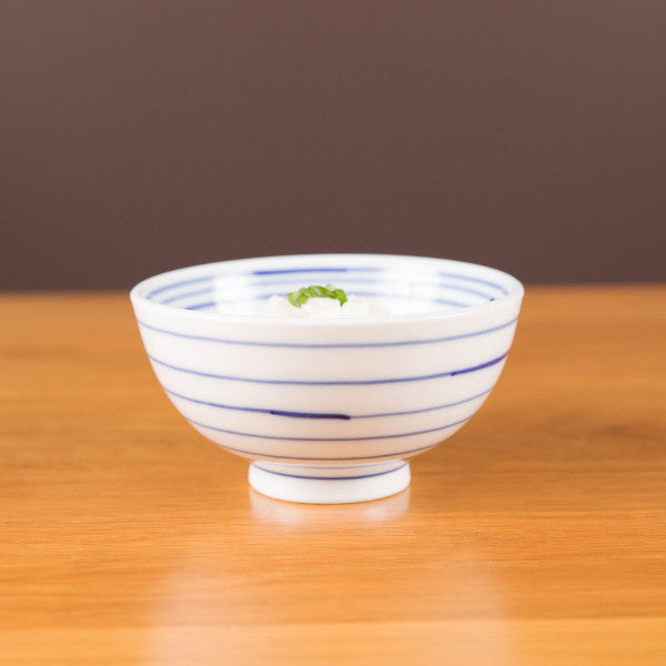 Terrace Rice Bowl, Blue