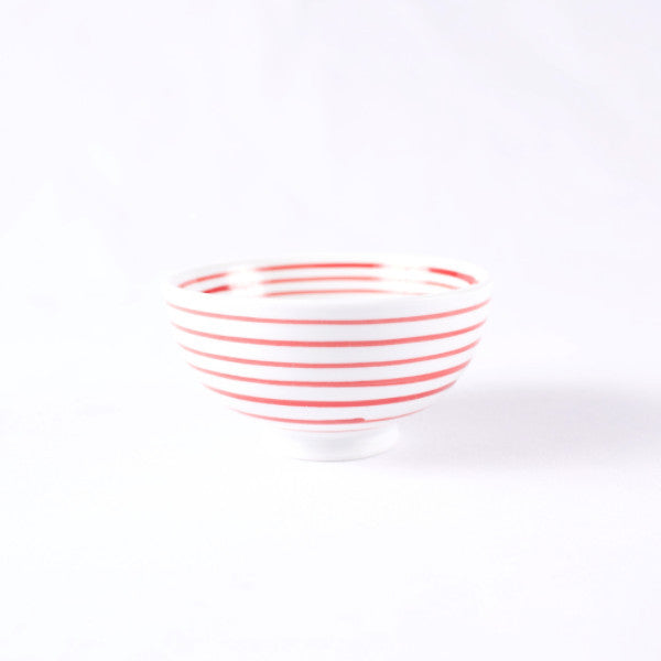 Terrace Rice Bowl, Red