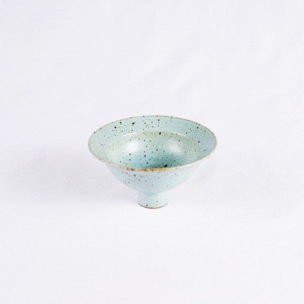 Hat Shaped Rice Bowl, Seafoam Green