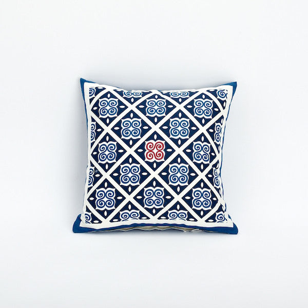 "18"" Print Pillow Cover, Notes"
