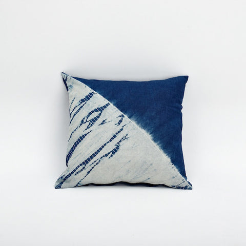 "20"" Tie Dye Pillow Cover, Shoreline"