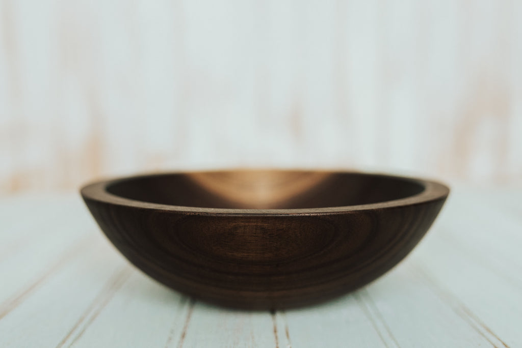 Holland Handmade Walnut Bowl