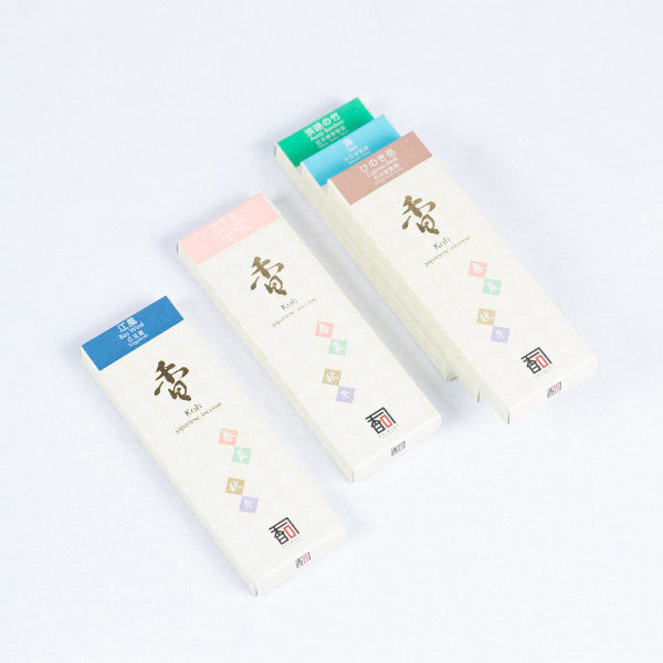 Awaji Island Koh-shi Japanese Incense, The Four Seasons Series
