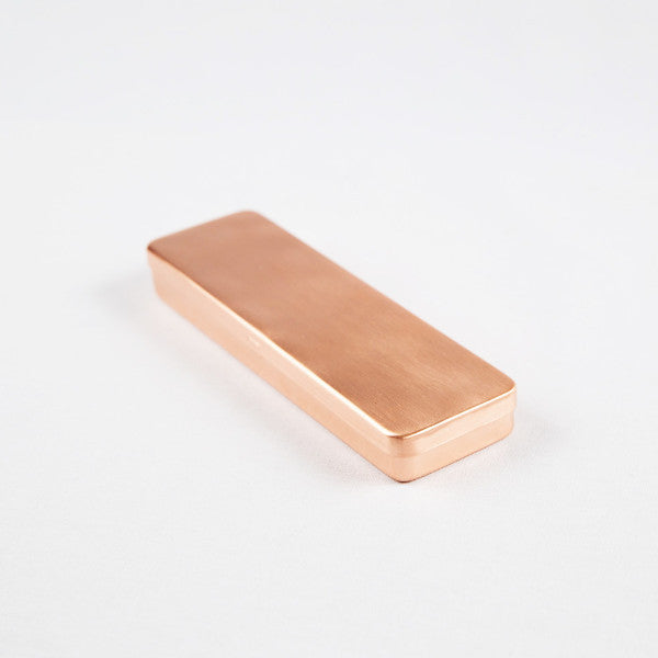 The Artist Pen Case, Copper