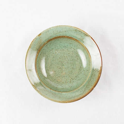 Jade Green Hat Bowl
