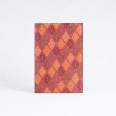 The Inventor Notebook, Argyle Cover