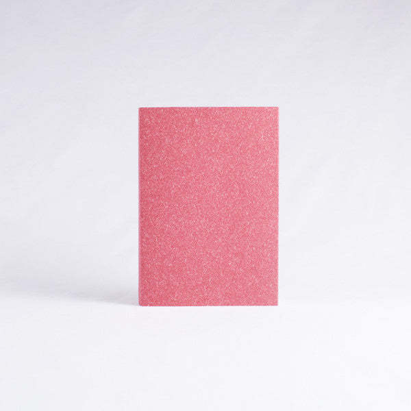 The Creator Premium Thick Paper Notebook, Mochi Red