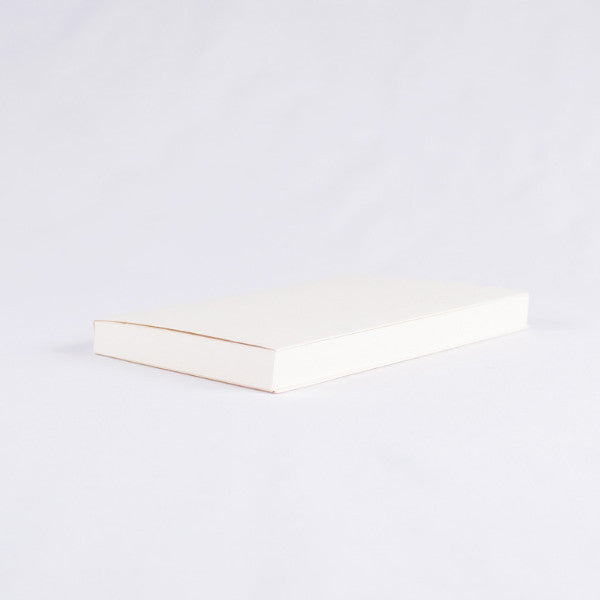 The Creator Premium Thick Paper Notebook, Rice White