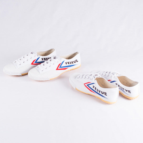 Feiyue Fe Lo Classic Low Top Unisex Sneakers, White