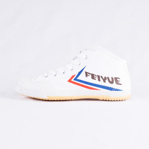 Feiyue Fe Lo Classic High Top Unisex Sneakers I, White