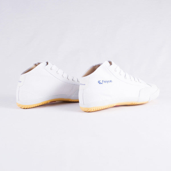 Feiyue Fe Lo High Top Unisex Sneakers, White