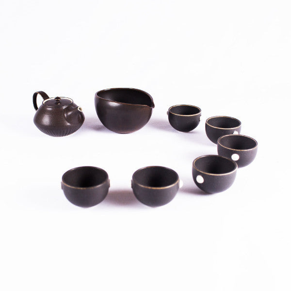 Tea Set, Sextuplet