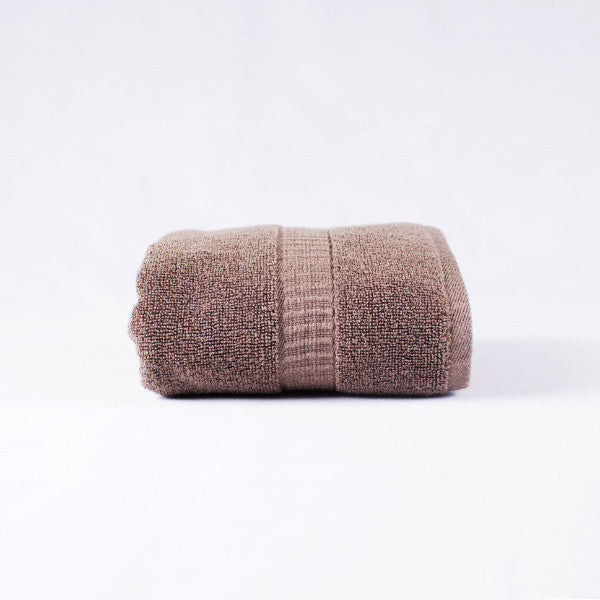 Bamboo Hand Towel, Brown