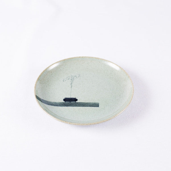 Plate, Incense