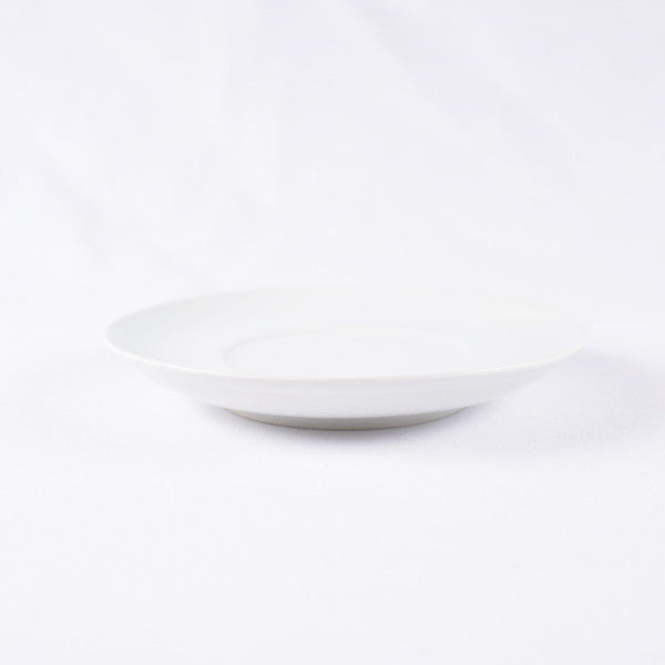 White Moon Porcelain Dinner Plate