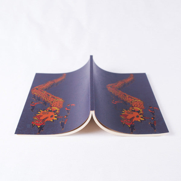 The Inventor Paper Notebook, Dragon Cover