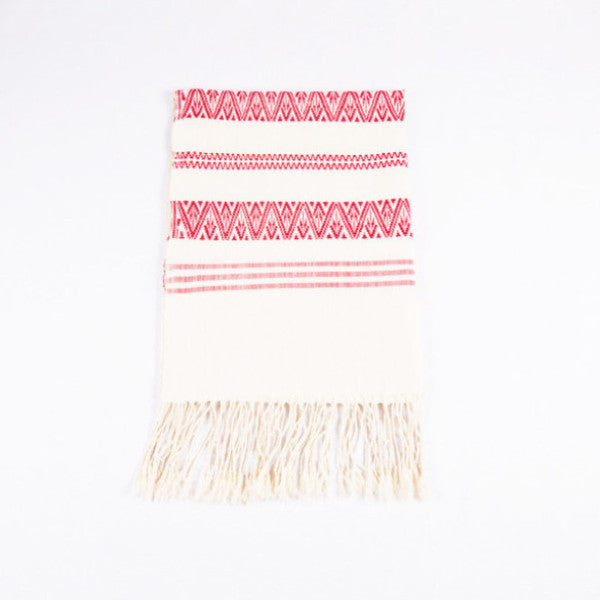 Red Dai Textile, Geometric Patterns