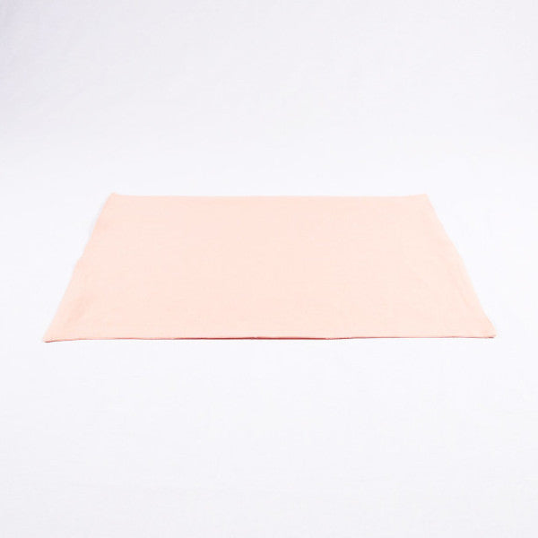 The Gourmet French Linen Placemat, Daisy Pink