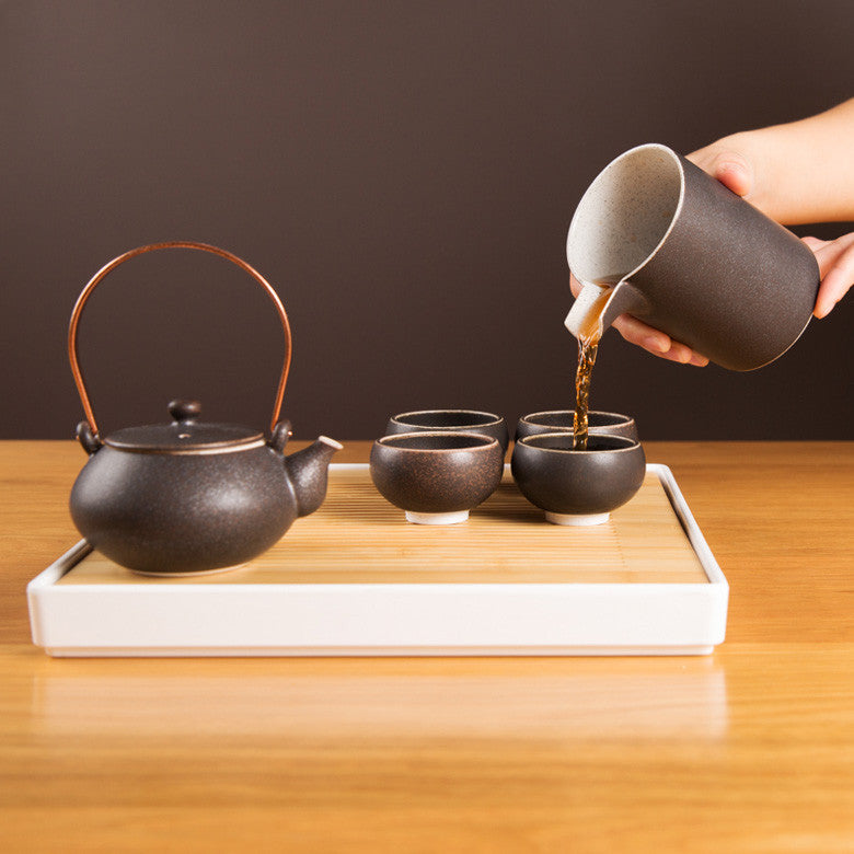 Tea Set, Quadruplet