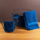 Bamboo Washcloth, Indigo
