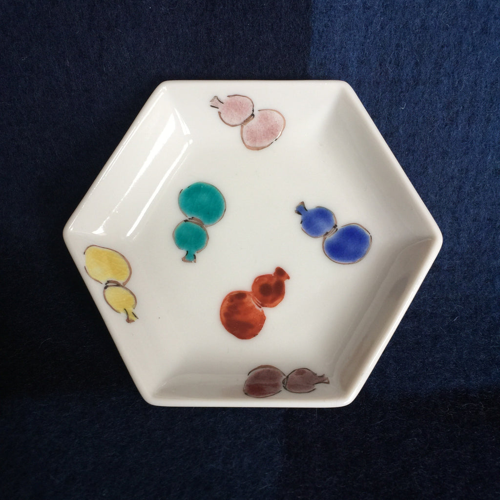 Hand Painted Dip Bowl