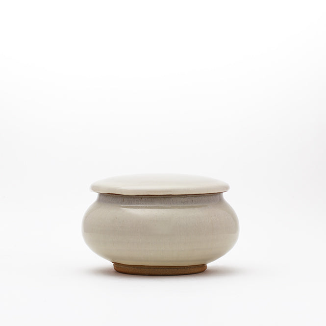 Handou Lidded Ceramic Bowl