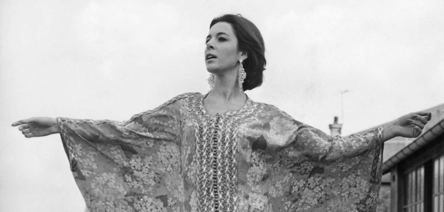 How to Get Your Body Caftan-Ready for Summer