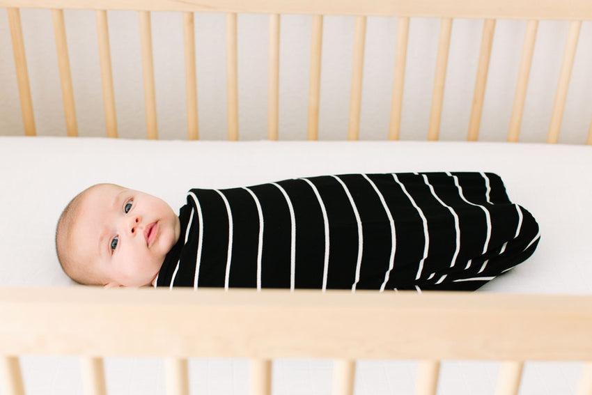 Dutch Blue | SWADDLE - Dwell and Slumber house dress gold snaps