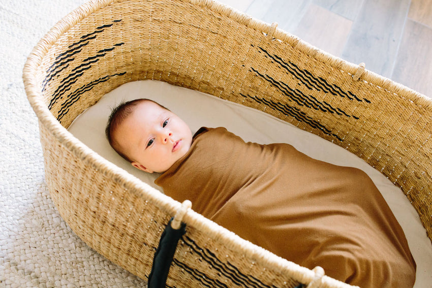 Charcoal | SWADDLE - Dwell and Slumber house dress gold snaps