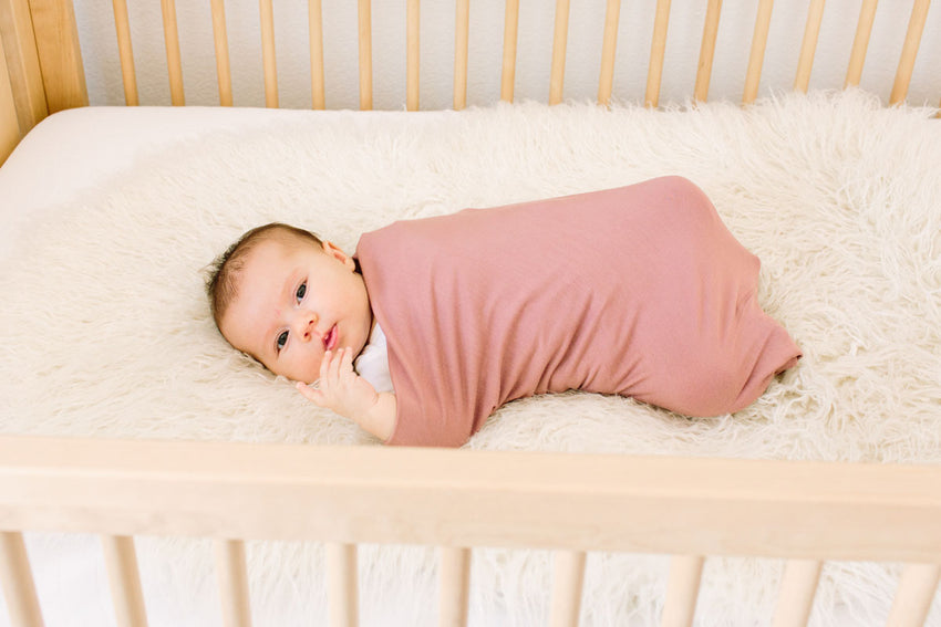 Monroe | SWADDLE - Dwell and Slumber house dress gold snaps