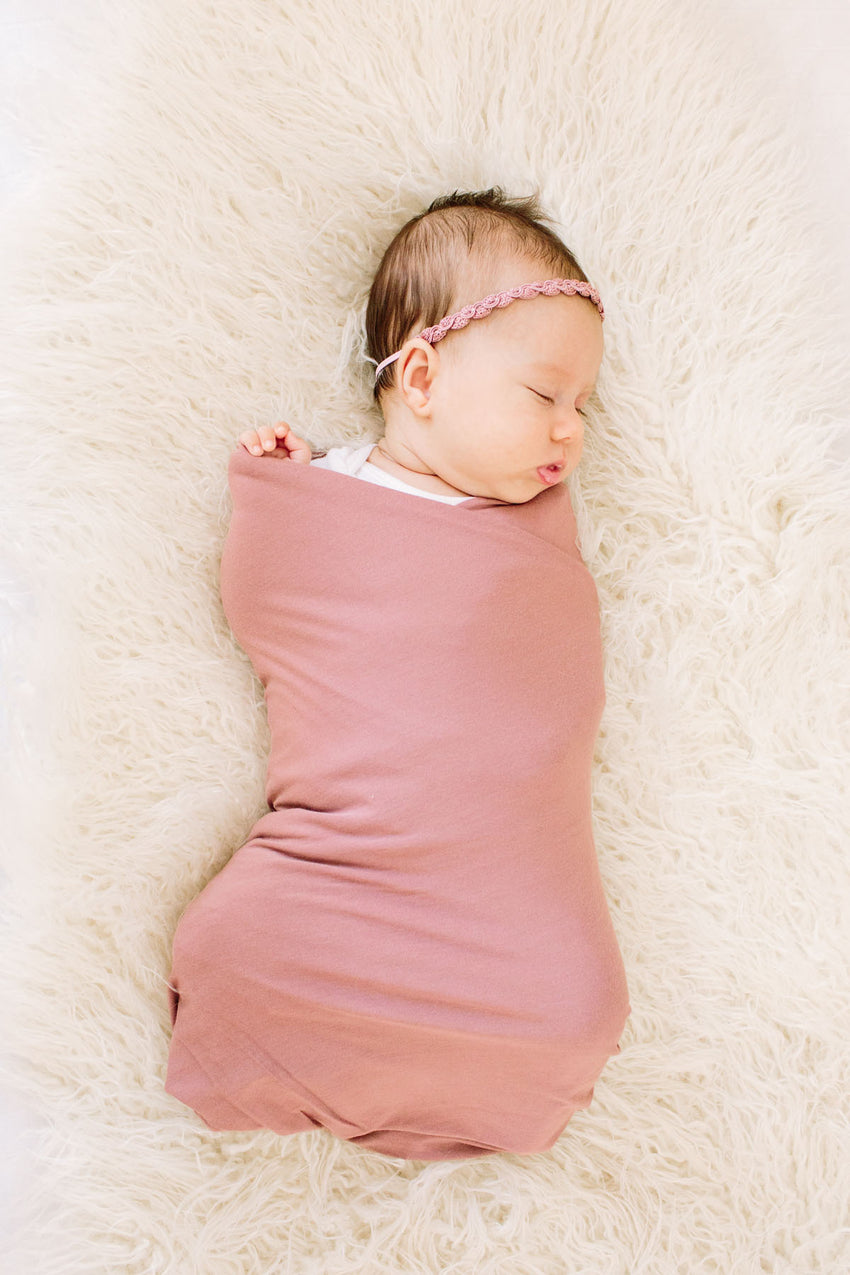 Edie | SWADDLE - Dwell and Slumber house dress gold snaps