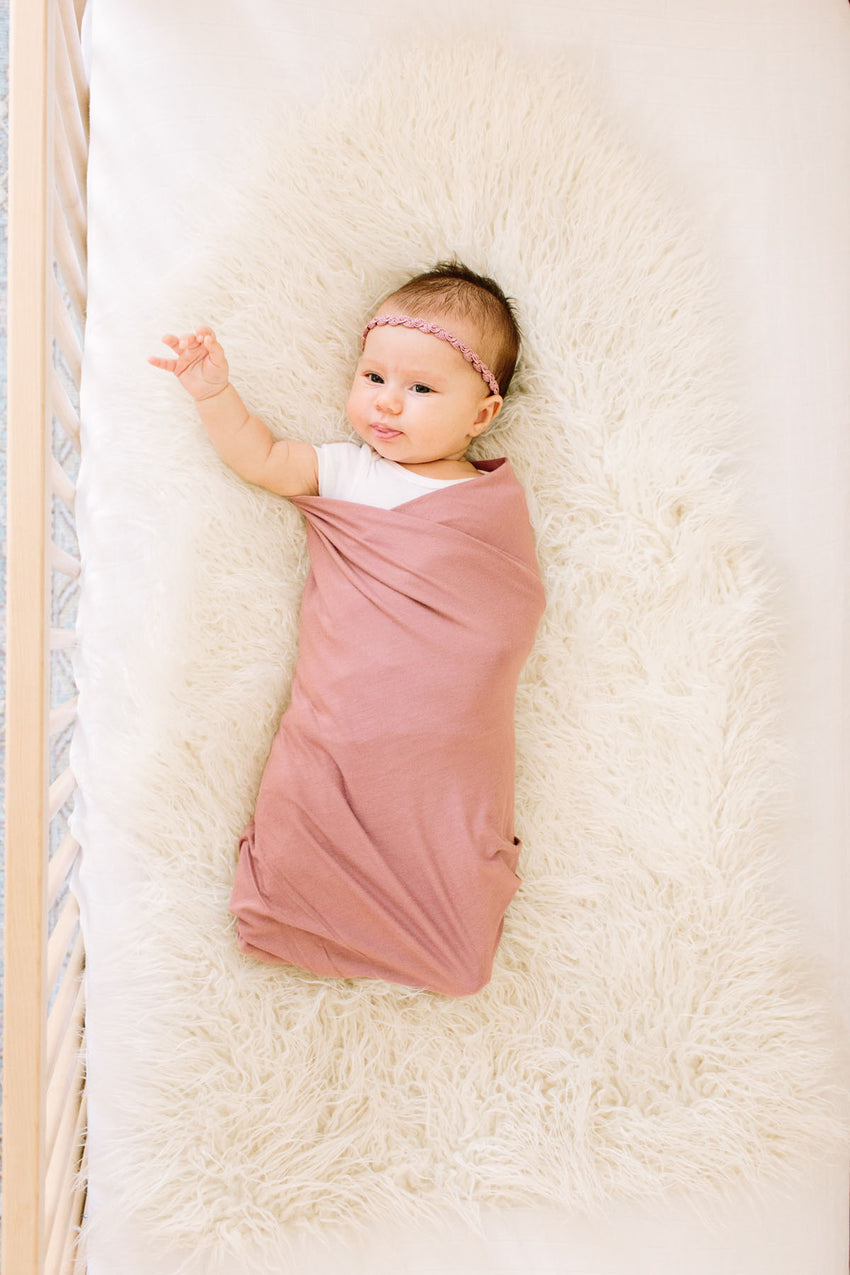Wren | SWADDLE - Dwell and Slumber house dress gold snaps