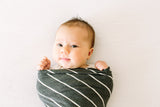 Breton | SWADDLE - Dwell and Slumber house dress gold snaps