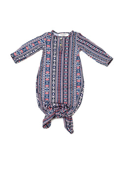 Hendrix | BABY - Dwell and Slumber house dress gold snaps
