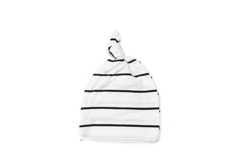 Breton Stripe | HAT - Dwell and Slumber house dress gold snaps