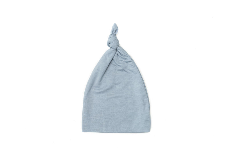 Chambray | HAT - Dwell and Slumber house dress gold snaps