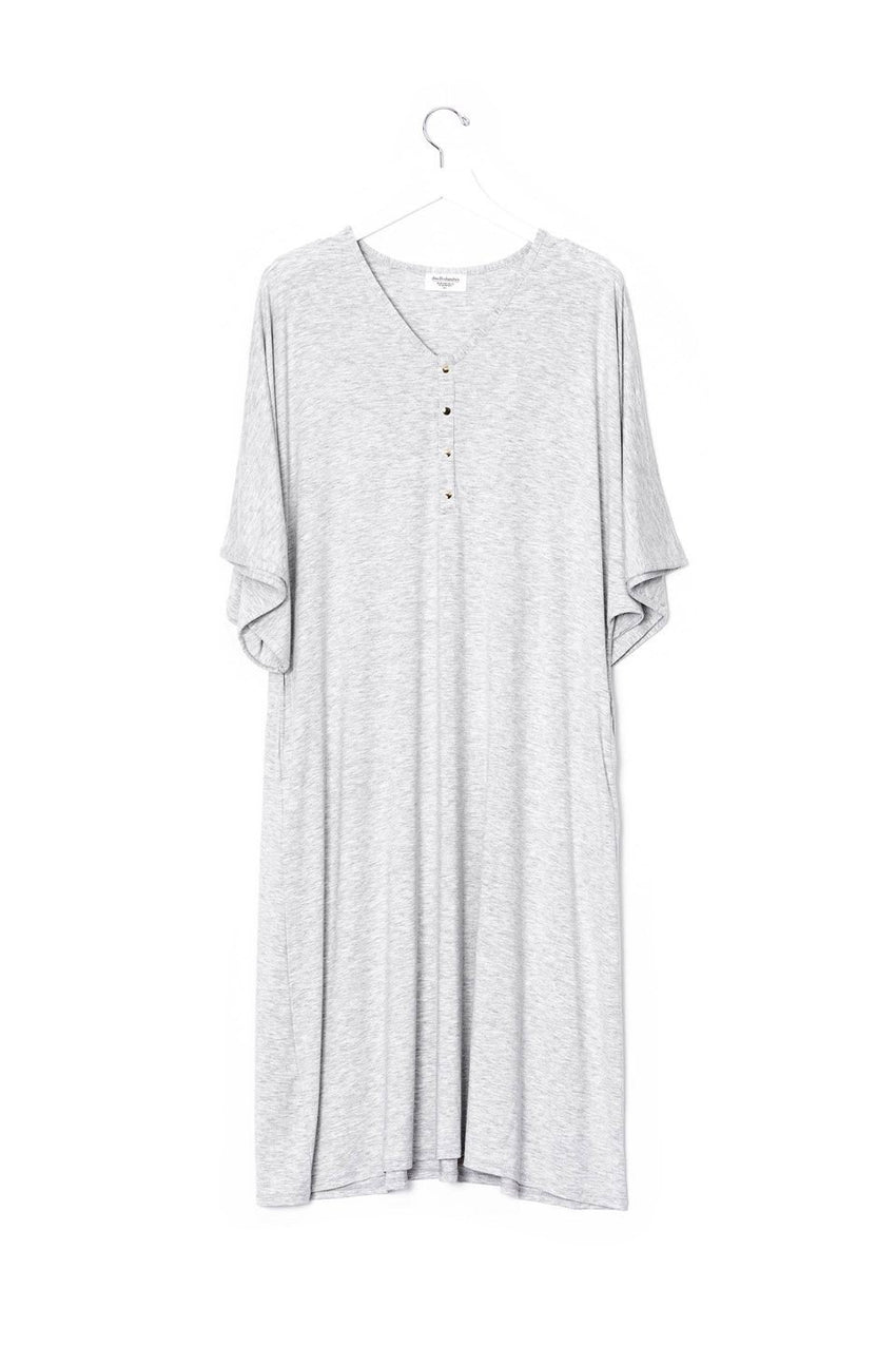 Marble | CLASSIC - Dwell and Slumber house dress gold snaps