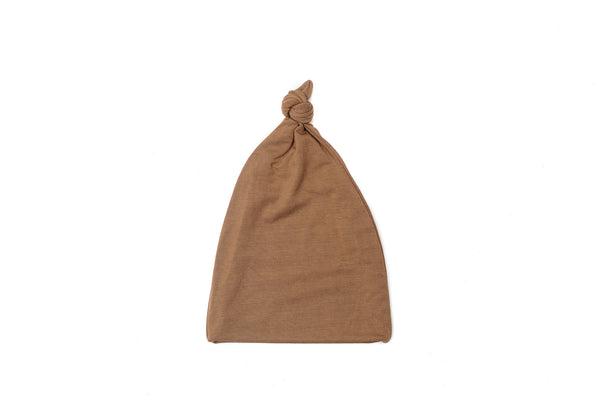 Camel | HAT - Dwell and Slumber house dress gold snaps
