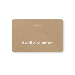 | Gift Card | - Dwell and Slumber house dress gold snaps