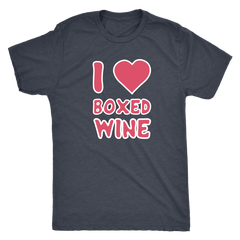 I Love Boxed Wine - Classic Tee