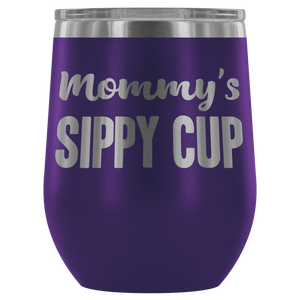 Mommy's Sippy Cup - Wine Tumbler - Lushy Wino